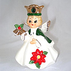 Joseph Originals Christmas Angel Candle Holder (Image1)