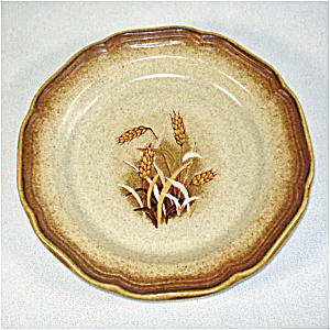 Pair Mikasa Whole Wheat Granola Salad Plates (Image1)