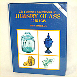 Collector's Encyclopedia of Heisey Glass 1925-1938 Book (Image1)
