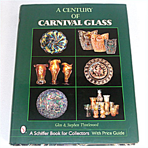 A Century of Carnival Glass Collector's Identification Book (Image1)