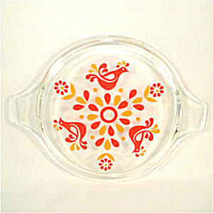 Pyrex Friendship Glass Replacement Lid for 1.5 Quart Casserole (Image1)