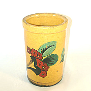 Craftsman Studios Laguna Beach Arts Crafts Rare Pottery Vase (Image1)