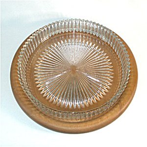 Heisey Ridgeleigh 11 Inch Low Centerpiece Bowl (Image1)