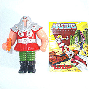 Ram Man 1983 He-Man Masters of the Universe Action Figure (Image1)