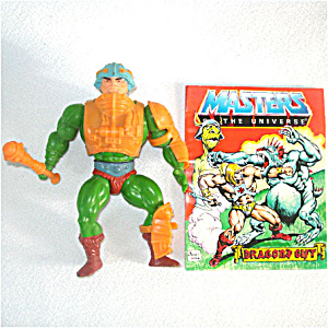 Man At Arms 1982 He-Man Masters of the Universe Action Figure (Image1)