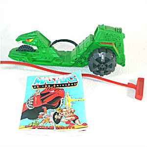 Road Ripper 1984 He-man Masters Of The Universe Toy Vehicle