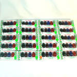 20 Unused Packs, 80 Bulbs C-7 Christmas Light Bulbs