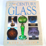Click here to enlarge image and see more about item 10826-2: 20th Century Glass Book by Mark Cousins 1989
