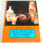 Click here to enlarge image and see more about item 10827: Collectors Encyclopedia of Roseville Pottery Huxford