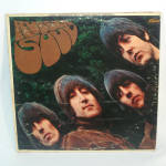 Click to view larger image of Beatles Rubber Soul Vinyl LP Record Album (Image1)