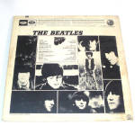 Click to view larger image of Beatles Rubber Soul Vinyl LP Record Album (Image2)