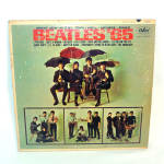 Click here to enlarge image and see more about item 10882: Beatles '65 LP Vinyl Record Album