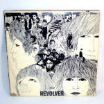 Click here to enlarge image and see more about item 10884: Beatles Revolver LP Vinyl Record Album