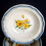 Mikasa Amy 7.5 Inch Fruit or Dessert Bowl