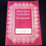 Click here to enlarge image and see more about item 11151: 1914 Priscilla Crochet Bedspreads Pattern Instruction Book