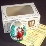 Click to view larger image of Inge 1982 Little Red Riding Hood Christmas Ornament Mint in Box (Image1)