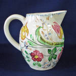 Click to view larger image of Blue Ridge Pottery Verna Pitcher (Image2)