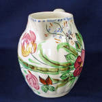 Click to view larger image of Blue Ridge Pottery Verna Pitcher (Image3)