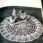 Click to view larger image of American Thread Crochet Flower Doilies Pattern Booklet (Image3)