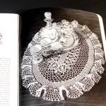 Click to view larger image of American Thread Crochet Flower Doilies Pattern Booklet (Image4)