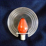 Click here to enlarge image and see more about item 11468-2: Royal Plastic Ringed Christmas Candolier Halo