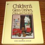 Click here to enlarge image and see more about item 11471-2: Childrens Glass Dishes, China, Furniture Identification Book