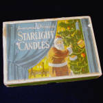 Click to view larger image of Box Antique Starlight Spiral Wax Christmas Tree Candles (Image2)