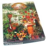 Click here to enlarge image and see more about item 11612: Plantasia Springbok Jigsaw Puzzle - Houseplants, Flowers