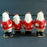 Click to view larger image of Tavern 1940s Christmas Santa Claus Candles in Original Box (Image2)