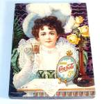 Click here to enlarge image and see more about item 12327: An Old Fashioned Girl Coca-Cola Springbok 1980 Jigsaw Puzzle