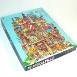 Click here to enlarge image and see more about item 12643: Verticalville Bob Martin 1977 Springbok Jigsaw Puzzle