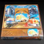 Click here to enlarge image and see more about item 12776: Lionel Electric Trains Springbok Jigsaw Puzzle Sealed