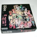 Click here to enlarge image and see more about item 12968: Dancing Is A Ball 1000 Piece Springbok Jigsaw Puzzle