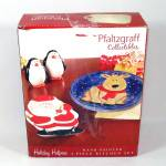 Click here to enlarge image and see more about item 12970-2: Pfaltzgraff Holiday Helpers Christmas Serving Set in Box