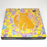Click here to enlarge image and see more about item 13167: Marmalade Cat Springbok Editions Gloria Vanderbilt 1968 Jigsaw Puzzle
