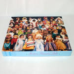 Click here to enlarge image and see more about item 14569: Madame Alexander Dolls Springbok Jigsaw Puzzle