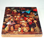 Click here to enlarge image and see more about item 14570: Moody Hollow General Store Springbok Jigsaw Puzzle