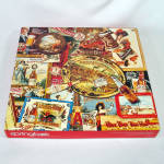 Click here to enlarge image and see more about item 14687: Long Live The King Springbok Jigsaw Puzzle Budweiser Beer