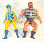 Click to view larger image of He-Man Masters of the Universe Lot of Action Figures, Horse, Comics (Image4)