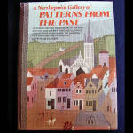 Click here to enlarge image and see more about item 3474: Hardcover Book A Needlepoint Gallery of Patterns From the Past, Phyllis Kluger