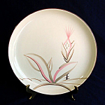 Click here to enlarge image and see more about item 4113: Winfield China Dragon Flower Dinner Plate