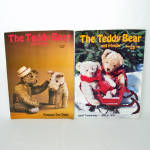 Click here to enlarge image and see more about item 4143-4: Teddy Bear And Friends Magazine 2 Issues 1983