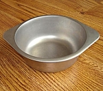 Click here to enlarge image and see more about item 4317B: Revere Ware Stainless Steel Double Boiler Insert For 1 Quart Saucepan
