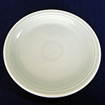 Click here to enlarge image and see more about item 5091: Fiesta Gray 7 Inch Salad Plate