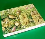 Click here to enlarge image and see more about item 5914: Marjolein Bastin Garden Warblers Jigsaw Puzzle by Springbok
