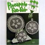 Click to view larger image of Pineapple Fan-Fair Crochet Pattern Instruction Booklet (Image2)