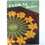 Click here to enlarge image and see more about item 7968: 1949 Floral Doilies Crochet Pattern Booklet