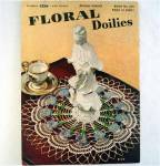 Click to view larger image of 1949 Floral Doilies Crochet Pattern Booklet (Image2)
