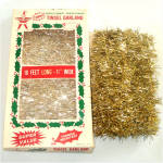 Click to view larger image of Assortment 4 Packages Christmas Tinsel Garland (Image2)