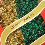 Click to view larger image of Assortment 4 Packages Christmas Tinsel Garland (Image3)